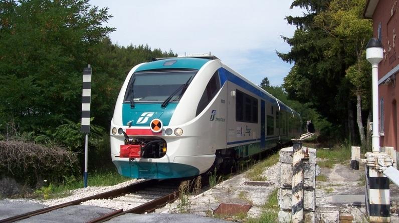 Treni persi