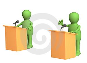 discorso pubblico