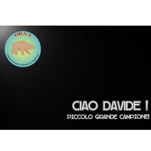 Ciao Davide
