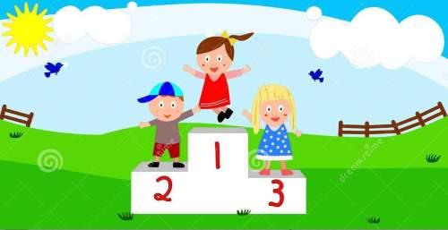 bambini-sul-podio-del-vincitore-17373533