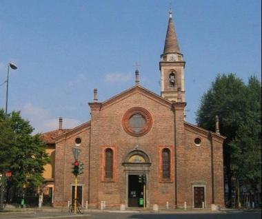 Abbazia Casoretto facciata-smb